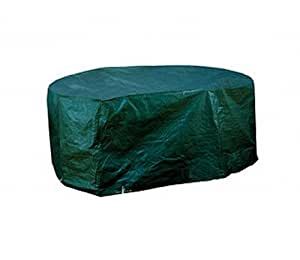 Gardman 34025 Patio Set Cover Large Oval