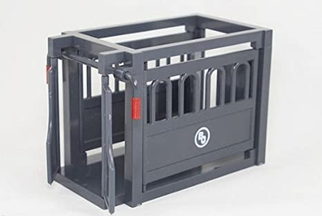 Toys Cattle Squeeze Chute