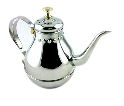 The Morning Tea Palace Pot Stainless Steel (Mr Heater Hot Water Heater compare prices)