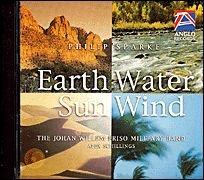 Earth, Water, Sun, Wind Cd CD