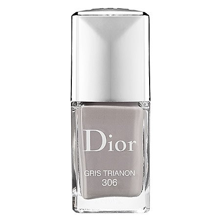 Christian Dior Vernis Nail Lacquer, # 306 Gris Trianon, 0.33 Ounce