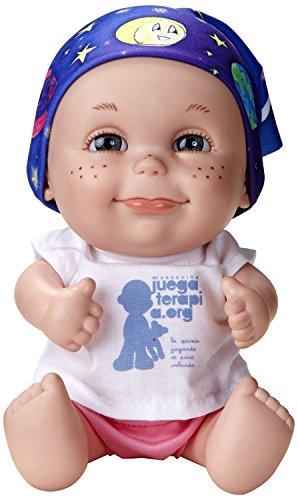 Juegaterapia - Muñeco Baby Pelón Paula Echevarría (Berjuán 0149)