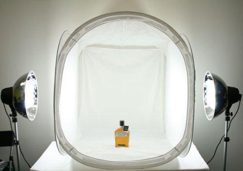 XPRO 36 inchx36 inch Studio Photography Light Tent - Dome - Cube - Box