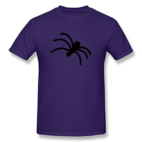 Dangerous Spider Men Fitted Crazy Shirts - Ultra Cotton front-677821