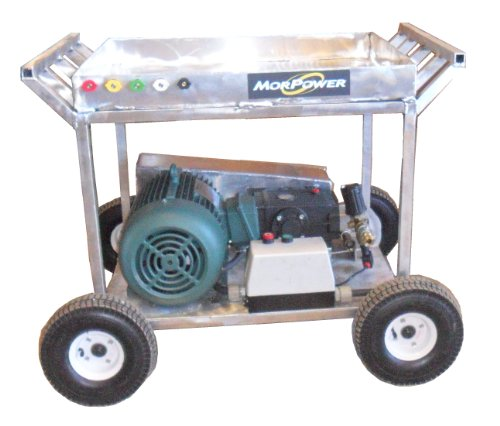 4000 4 Gpm Psi Electric Powered Pressure Washer