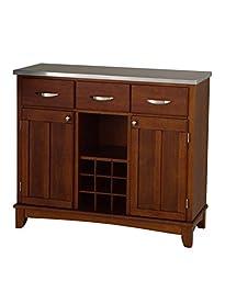 Home Styles 5100-0073 Large Wood Server Sideboard