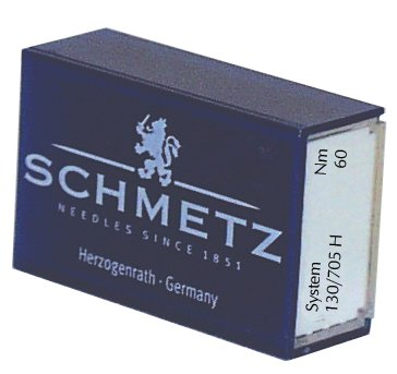 SCHMETZ Universal (130/705 H) Household Sewing Machine Needles - Bulk - Size 60/8 (60 Stitch Sewing Machine compare prices)
