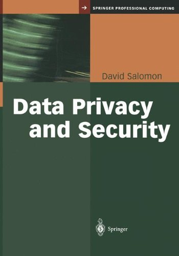 Data Privacy and Security: Encryption and Information Hiding