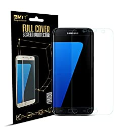 MTT Full Body TPU Screen Protector Film [Not Tempered Glass] for S7 Edge (2016)