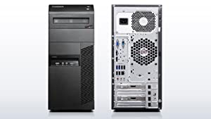 Lenovo ThinkCentre M83 10AL000GUS i7-4770 3.40GHz Desktop Computer by Lenovo