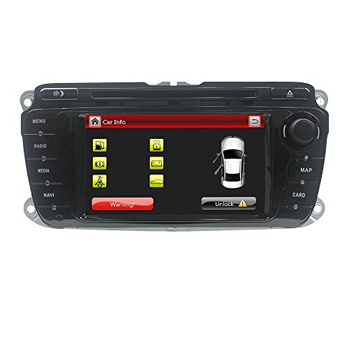 LIKECAR-Special-7-Zoll-2-din-Touch-Screen-Auto-DVD-GPS-fr-Seat-Ibiza-2009-2013-mit-GPS-Navigations-Radio-Stereoanlage-Bluetooth-Phone-Book-Telefonbuch-Lenkrad-IPAS-OPS-Door-Warning-Display-Show-Temper