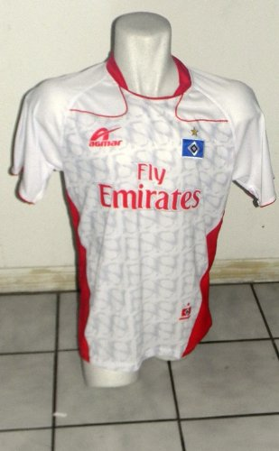hamburg GERMANY SOCCER JERSEY size large