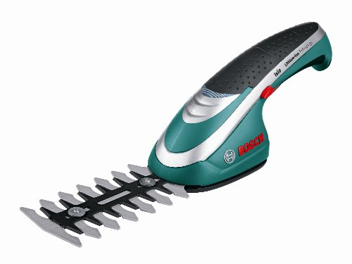 Bosch Isio Cordless Li-Ion Shrub Shear