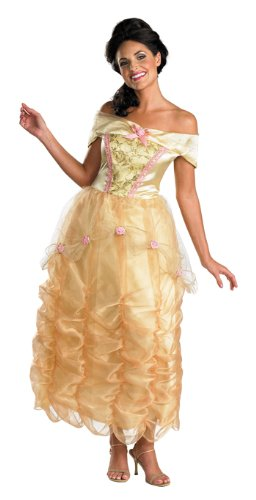 Costumes For All Occasions DG50501B Belle Adult Deluxe 8-10