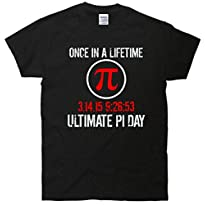 Once In A Lifetime Ultimate Pi Day 3.14.15 T-Shirt