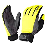 SealSkinz Women's All Weather Cycle Gloves - Yellow, X-Large