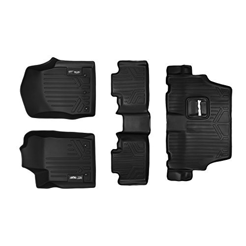 maxliner-custom-fit-floor-mat-for-select-dodge-durango-models-black-2nd-row-bench-seat-3-row