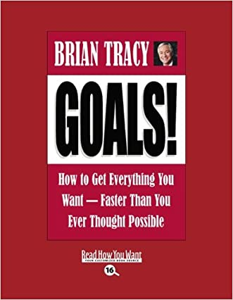 Goals! (EasyRead Large Bold Edition)