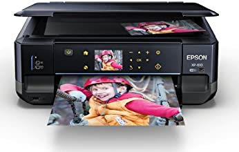 Epson C11CD31201 Expression Premium XP-610 Wireless Color Photo Printer with Scanner and Copier