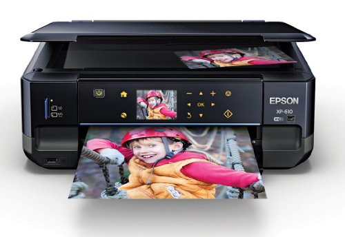 Epson C11CD31201 Expression Premium XP-610 Wireles