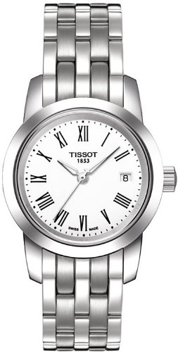 Tissot Classic Dream Stainless Steel Ladies Watch T0332101101300 Wrist Watch (Wristwatch)