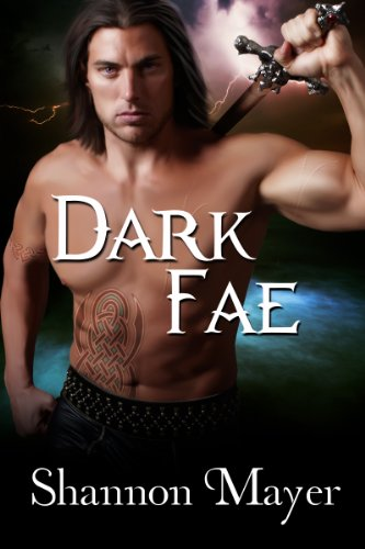 Dark Fae (Celtic Legacy Book 3)