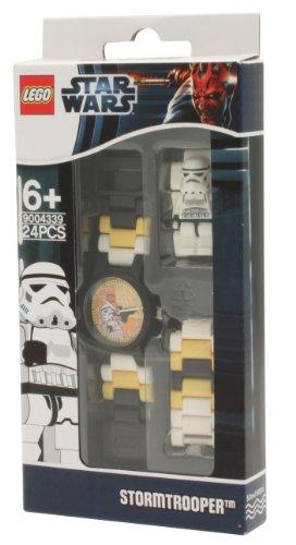 lego star wars stormtrooper minifiguren link uhr 9004339 uhren. Black Bedroom Furniture Sets. Home Design Ideas