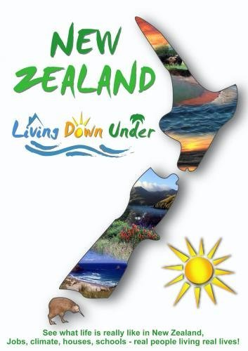New Zealand Living Down Under - For those who wish to emigrate to New Zealand (Pal Format)[NON-US FORMAT, PAL]