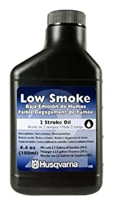 Husqvarna 610000156 50:1 XP 2-Cycle Oil 2-1/2-Gallon Mix, 6.4-Ounce