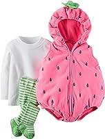Carter's Little Strawberry Halloween Costume-6-9 Months