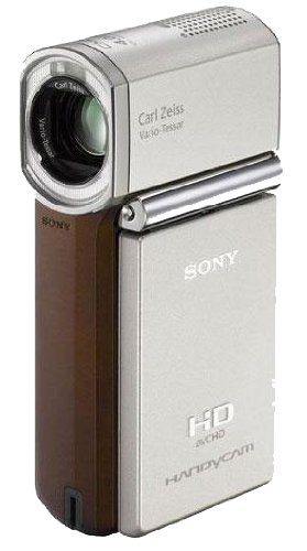 Sony Handycam HDR-TG3E - Camcorder - High Definition - widescreen - 2.36 Mpix - optical zoom: 10 x - supported memory: MS Duo, MS PRO Duo, MS PRO-HG Duo - flash card