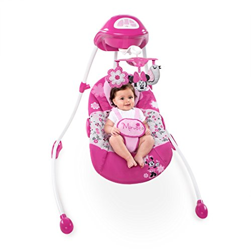 Disney Minnie Mouse Garden Delights Swing