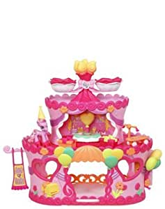 My Little Pony: Ponyville Rollerskate Party-cake with Pinkie Pie