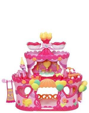 My Little Pony  Ponyville Rollerskate Partido Pastel Con Pinkie Pie