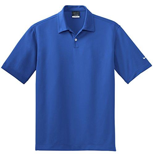Nike Golf - Dri-FIT Pebble Texture Polo, Varsity Royal, 3XL (Blue Nike Shirt compare prices)