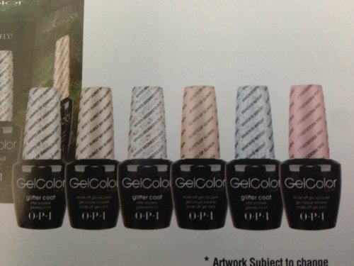 OPI Disney's Oz The Great and Powerful Gelcolor GC T58 When Monkeys Fly!