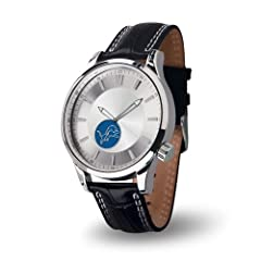 Brand New Detroit Lions NFL Icon Series Mens Watch by Things for You