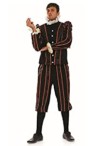 Fun Shack Adult Blackadder Tudor Costume - LARGE