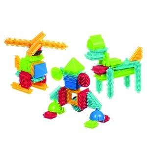 Battat Bristle Block 56 Piece Set