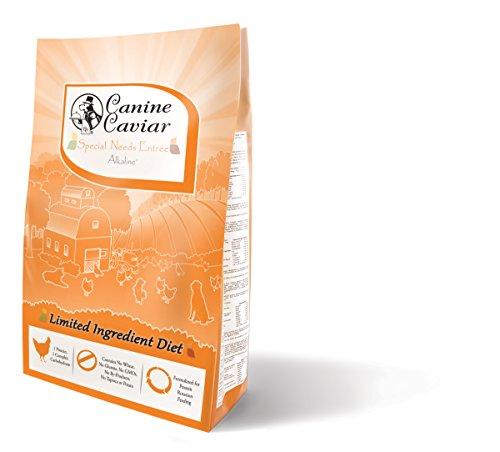 Canine Caviar Dry – Dry Dog Food, Alkaline, 4.4 lbs.