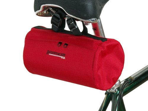 Bushwhacker Cody Red - Bike Handlebar and Under Seat Bag