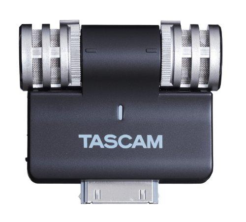 TEAC TASCAM iPhone/iPad/iPod touch用 リニアPCMレコーダー iM2