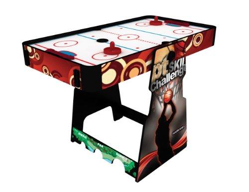 Harvard 54-Inch 8-in-1 Flip-n-Fun Combination Game Table