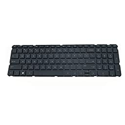New Laptop Keyboard Black US without Frame For HP Pavilion Sleekbook 15 15-b000 15-b100 15-b056xx 15-b107cl 15-b109wm 15-b123cl 15-b129ca 15-b129wm 15-b140ca 15-b149ca 15-b150us 15-b153cl 15-b153nr 15-b154nr 15-b156nr 15-b161nr 15-b167ca 15-b168ca 15-b189