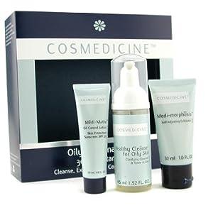 Oily/ Combination Skin 30 Day Starter Kit 3pcs