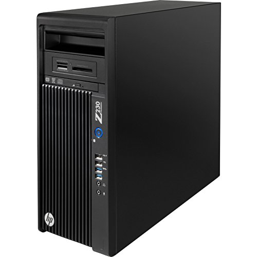 Hp Z230 Mini-Tower Workstation F1M27Ut 1-Inch Desktop