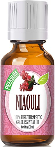 Niaouli (30ml) 100% Pure, Best Therapeutic Grade Essential Oil - 30ml / 1 (oz) Ounces
