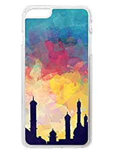 iPhone 6 6S Cases & Covers - Spritual Sunset - Islam Allah - Designer Printed Hard Case with Transparent Sides