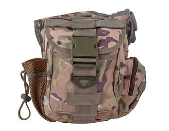 Stylish Protective Bag With Zipper And Buckle Closure For Cameras (Army Green)