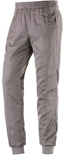 Pantalone con polsino in fondo donna DEHA, art. B4238524022, colore glicine, collezione AI16